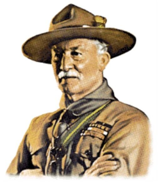 lord robert stephen smith baden powell